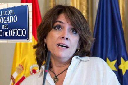 El Congreso reprueba a Delgado, la ministra del 'Marlaska maricón', con la rechifla de los escupidores de ERC