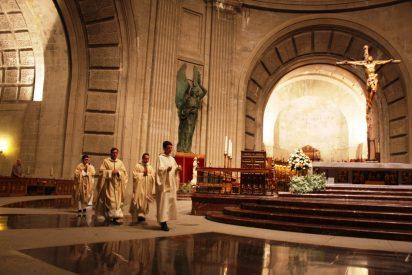 La Abadía del Valle de los Caídos dice ahora que recurre para evitar la exhumación de 19 monjes benedictinos