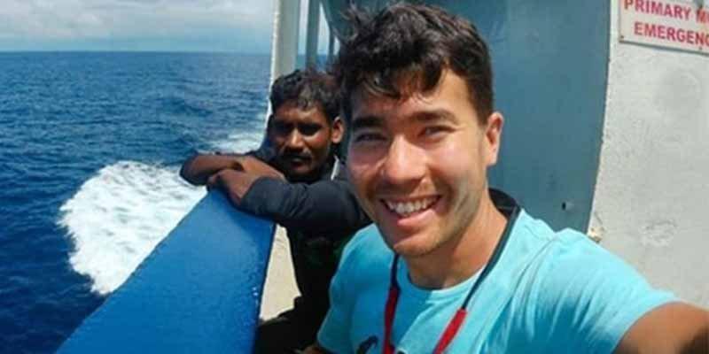 """""""Dios, no quiero morir"""": lo último que escribió el misionero asesinado a flechazos en una remota isla"""
