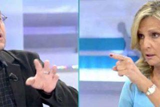 """Isabel San Sebastián cruje al agitador Monedero: """"¡Tú formas parte de los españoles que no usan la cabeza para pensar sino para embestir!"""""""