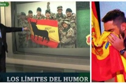 Desesperada ofensiva de laSexta para defender al memo de Mateo con ataques a Boadella y al Ejército español
