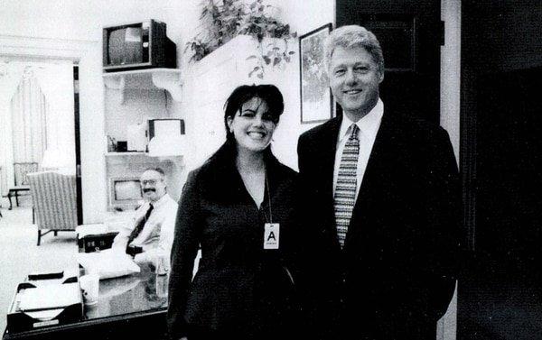 """Los secretos de Monica Lewinsky: """"Así enloquecí a Bill Clinton para nuestro primer encuentro sexual"""""""