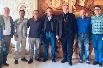 Gómez Cantero, nuevo obispo consiliario de la Acción Católica española