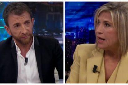 Julia Otero deja ojiplático a Pablo Motos: la periodista ve normal que Sánchez ya no hable de rebelión golpista en Cataluña
