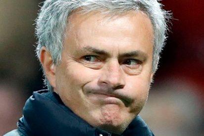 José Mourinho deja con el culo al aire a cuatro jugadores del United