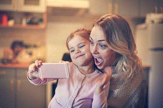 Móviles hasta 200 € para el Día de la Madre