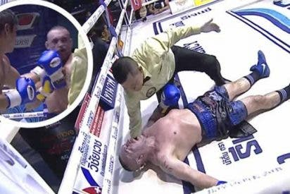 Muere Christian Daghio, una leyenda del Muay Thai, tras un dramático KO