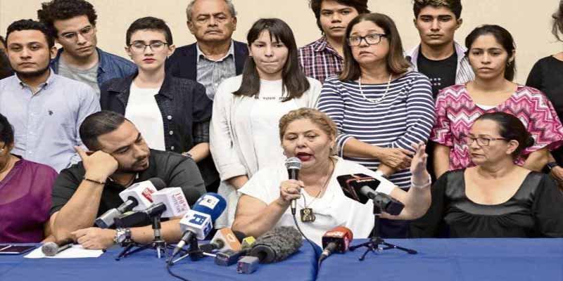 El régimen de Daniel Ortega propina una golpiza a 16 mujeres opositoras presas en Nicaragua