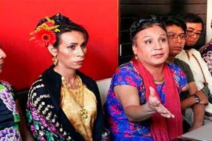 """Conoce a los muxes, el tercer género que existe en el sur de México: """"Hay hombres y mujeres, y hay algo en medio"""""""