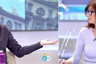 Barbi-Nebot quiere asaltar los bancos cual ratera encapuchada y Ana Rosa la 'caza' antes del golpe