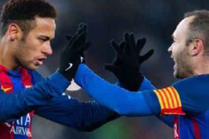 Andrés Iniesta aprobaría el fichaje de Neymar por el Real Madrid