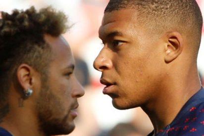 Neymar y Mbappé lesionados antes del crucial encuentro que disputará el PSG en 'Champions'