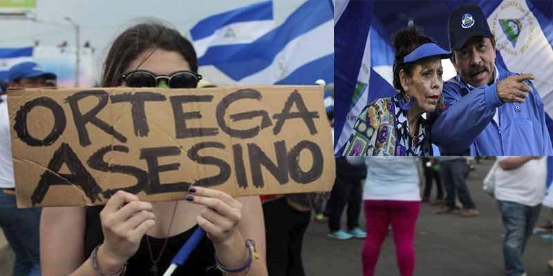 """CIDH: """"Las opositoras presas en Nicaragua sufren tratos crueles, inhumanos y degradantes"""""""