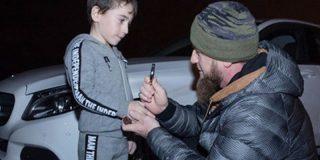 Este niño que hizo 4.105 flexiones en 145 minutos recibe un gran regalo