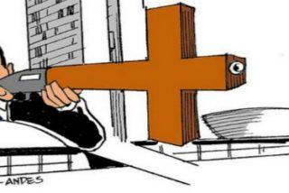 El jesuita Olaizola defiende su denuncia de la homofobia en la Iglesia