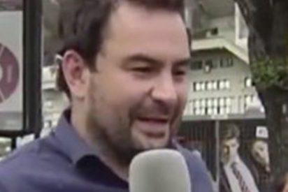 ¿Estaba borracho en directo?; La surrealista conexión en 'Noticias Cuatro'