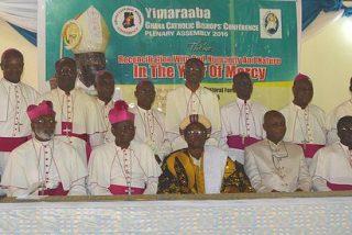 """Obispos de Ghana: """"La imigración ilegal desde nuestro país, un mal que hay que combatir"""""""