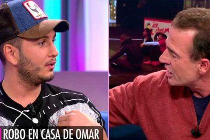 El monumental 'zasca' de Omar Montes a Lequio que ha dejado planchado al italiano