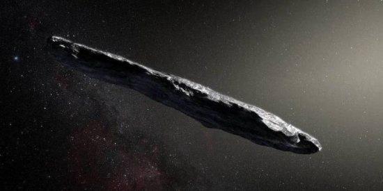 La NASA revela nuevos detalles sobre Oumuamua, el asteroide que muchos creen es una nave alienígena