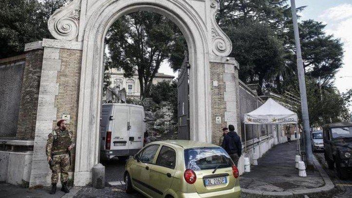 La Policía italiana maneja la hipótesis de que los restos hallados sean de Emanuela Orlandi