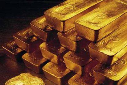 Los futuros del oro bajaron durante la sesión europea