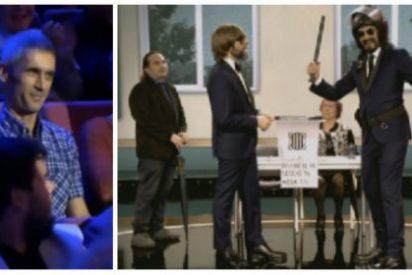 La golpista TV3 suma y sigue: retrata en su nuevo 'late night' a la Policía Nacional como una torturadora