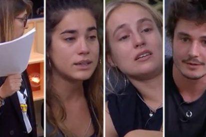 """El terrible broncazo de Noemí Galera a los posturitas de 'OT 2018': """"Aquí los ecologistas tirando papel higiénico por la ventana. ¡No nos toméis por gilipollas!"""""""