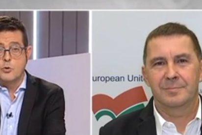 """Trompeteo vomitivo de TV3 y ETB a Arnaldo Otegi: """"Fui a la cárcel por hacer desaparecer la violencia"""""""