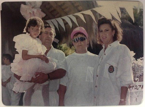 Cómo reaccionó del hijo de Pablo Escobar al conocer que el narco había violado a su madre