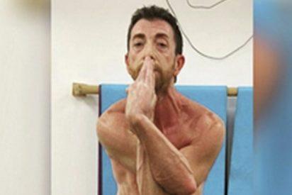 Pablo Motos deja a sus seguidores con la boca abierta con sus posturitas