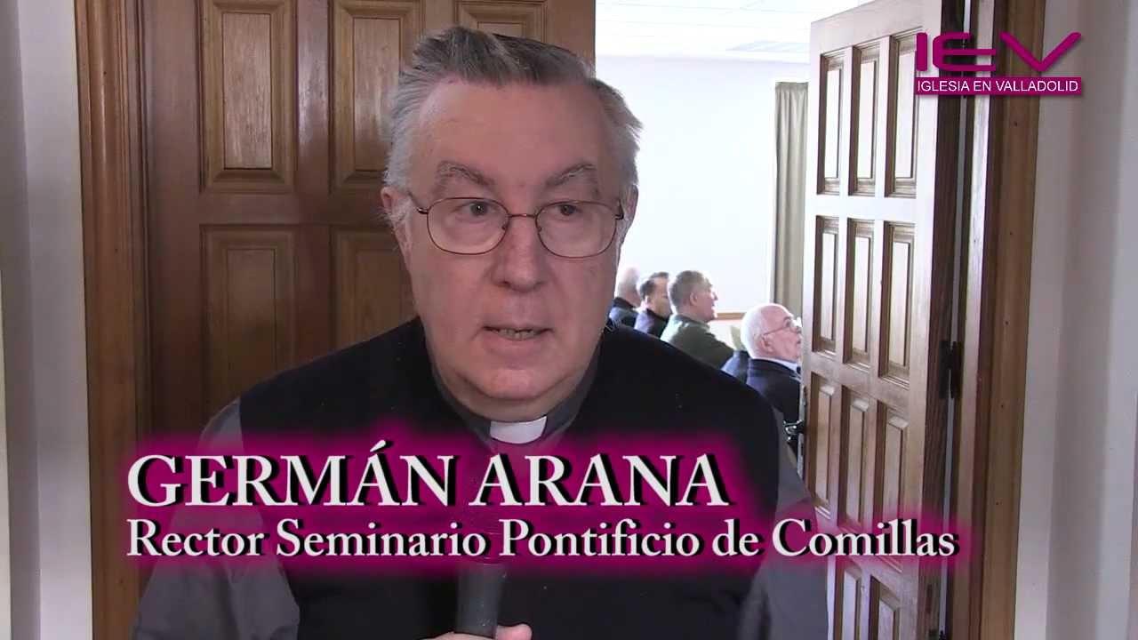 """Germán Arana sj: """"Siempre he encontrado en el Papa Francisco la roca de la fe"""""""