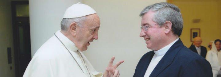 """Papa: """"El ministerio o la vida consagrada no es el lugar (de los homosexuales)"""""""