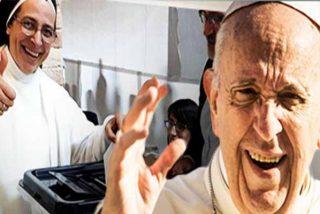 Mandan al Papa Francisco una carta denunciando el apoyo de la Iglesia catalana al golpe de Estado separatista