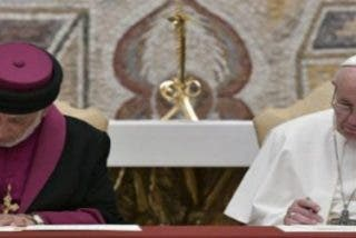 """Papa y Patriarca asirio piden que Oriente Medio sea """"lugar de tolerancia, respeto mutuo y aceptación"""""""