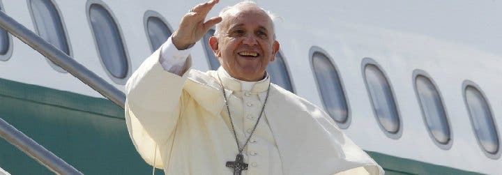 Francisco irá a Rumania, Bulgaria y Macedonia la primera semana de mayo
