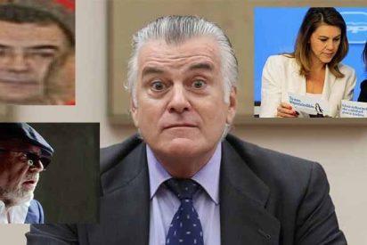 El comisario García Castaño alias 'El Gordo' se quedó los papeles 'secretos' de Arenas, Soraya y Cospedal sustraídos a Bárcenas