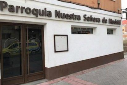 La parroquia Nuestra Señora de Madrid sufre una profanación