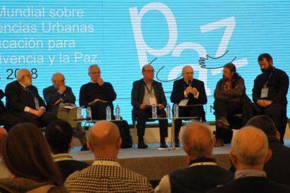 El Papa anima al II Foro de la Paz a mirar hacia los más frágiles