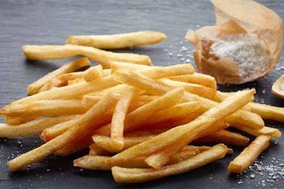 El Ministerio de Sanidad alerta de un componente cancerígeno en las patatas fritas a altas temperaturas