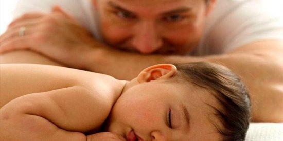 ¿Cuál es el rol de papá en los primeros meses de vida de su bebé?