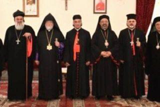 Los patriarcas católicos visitan Bagdad para reunirse con jóvenes y celebrar a sus mártires