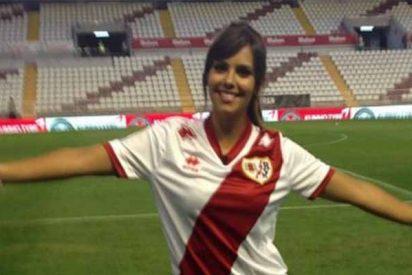 El mensaje de Cristina Pedroche al rayismo tras la remontada del Barcelona en Vallecas