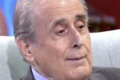 "Jaime Peñafiel, resentido: ""La reina Sofía tardó mucho en darme el pésame por la muerte de mi hija"""