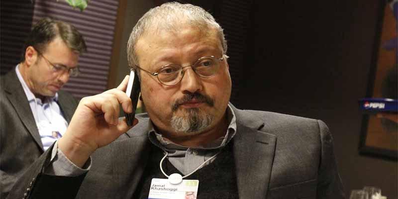 """Escalofriantes audios del violento asesinato de Jamal Khashoggi: """"¡Traidor, pagarás por lo que hiciste!"""""""