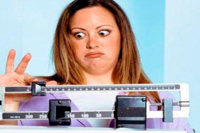 ¡Cuánto más te subas a la báscula, más bajarás de peso!