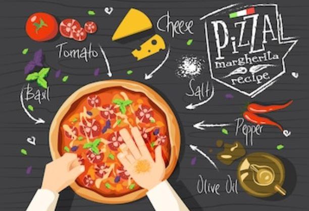recetas pizzas caseras