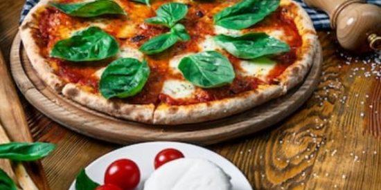 Pizzas caseras fáciles al estilo italiano🍕