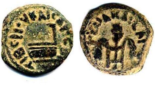 Encuentran en Israel el anillo de Poncio Pilato