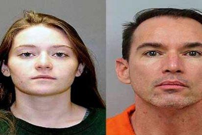 El padre que pidió a su hija fingir el llanto ante los policías por el asesinato de la madre planeado por los dos