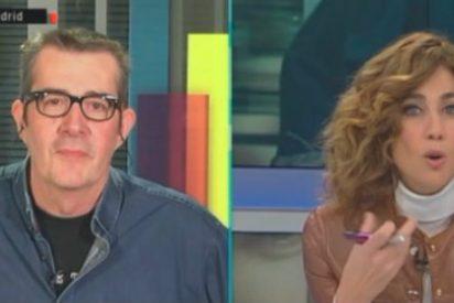"""Máximo Pradera ataca en TV3 al padre de Santiago Abascal, víctima de ETA, llamándole """"facha y carcundia"""""""